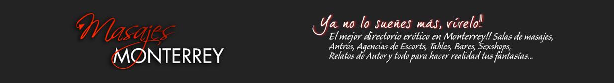 El blog de los masajes en Monterrey